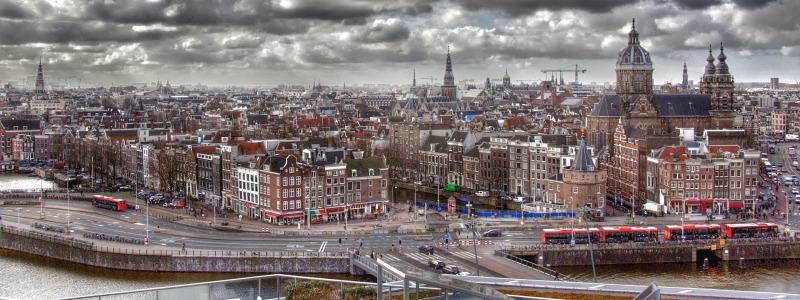 Фото: Амстердам, Нидерланды - путеводитель, лайфхаки