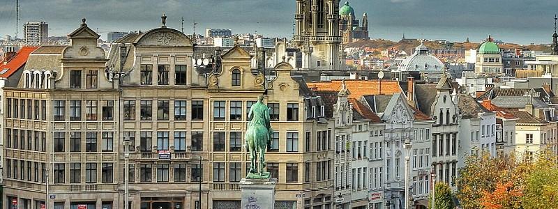 Фото: Брюссель - путеводитель