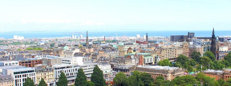 Фото: Эдинбург, Шотландия - путеводитель, лайфхаки