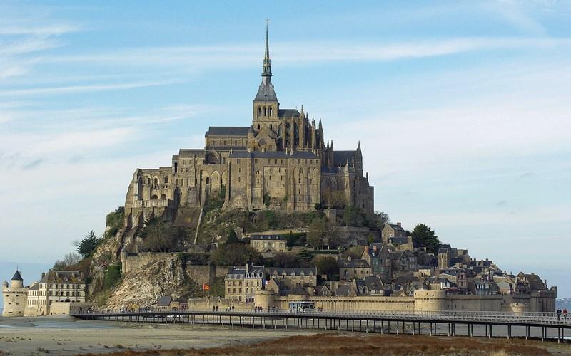 Фото: Нормандия - Достопримечательности Франции: ТОП-16