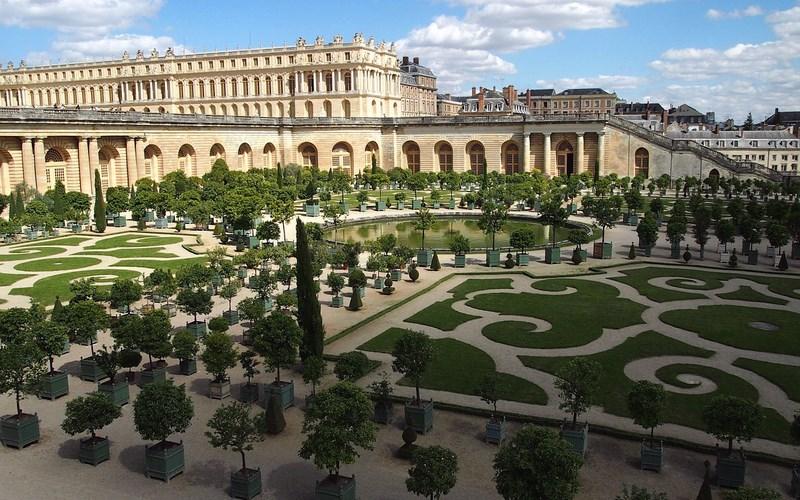 Фото: Версаль - Достопримечательности Франции: ТОП-16