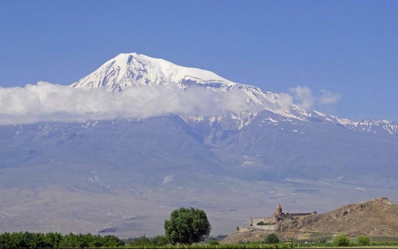 Фото: Гора Арарат - Достопримечательности Турции: ТОП-15