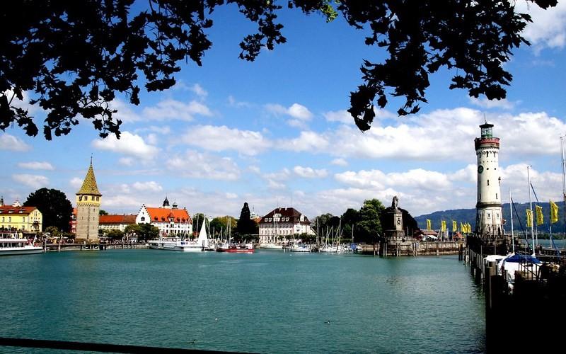 Фото: Боденское озеро - Достопримечательности Германии: ТОП-15