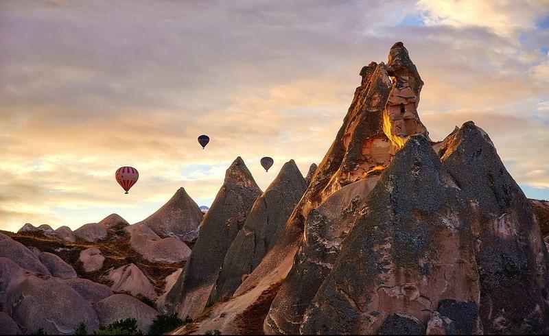 Фото: Каппадокия - Достопримечательности Турции: ТОП-15