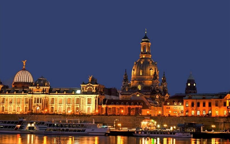 Фото: Дрезден - Достопримечательности Германии: ТОП-15
