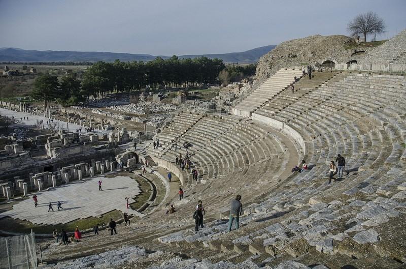 Фото: Эфес - Достопримечательности Турции: ТОП-15
