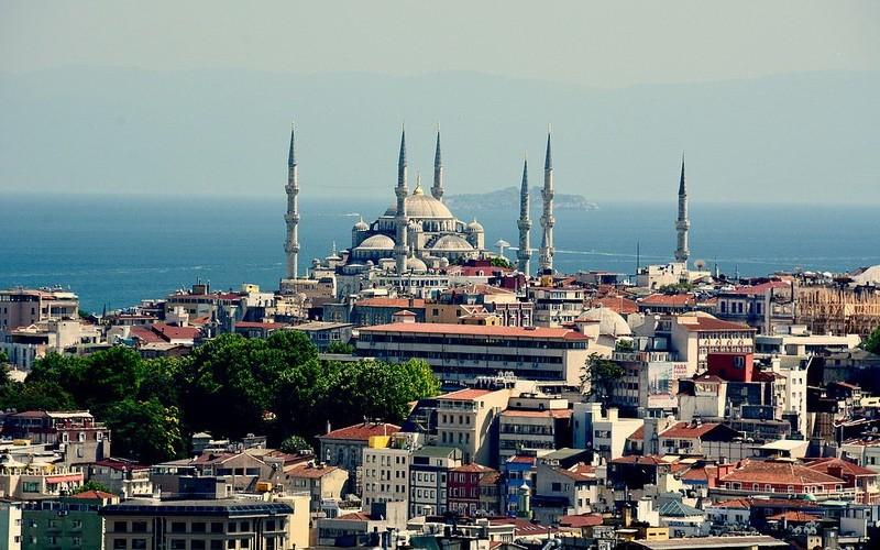 Фото: Стамбул - Достопримечательности Турции: ТОП-15