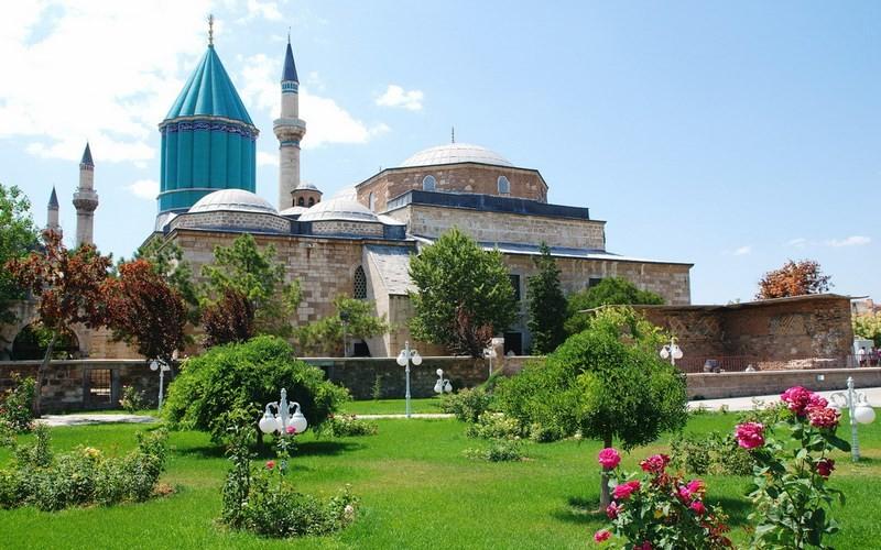 Фото: Конья - Достопримечательности Турции: ТОП-15