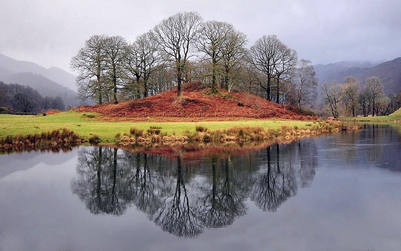 Фото: Озерный край - Достопримечательности Англии - ТОП-15