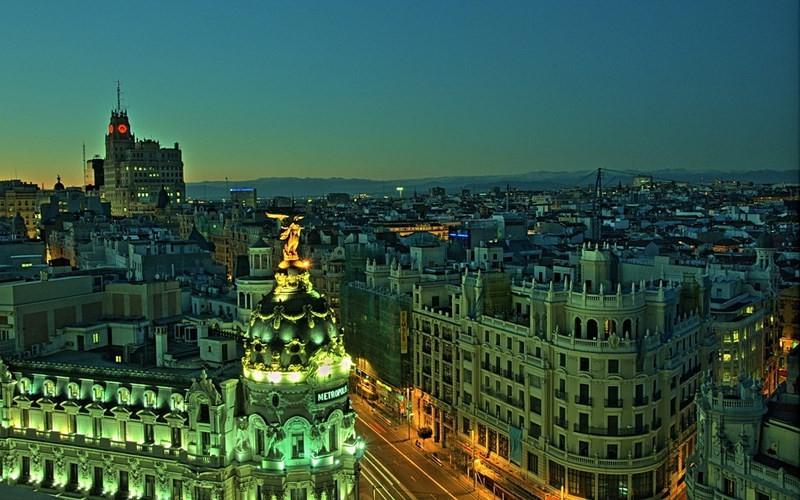 Фото: Мадрид