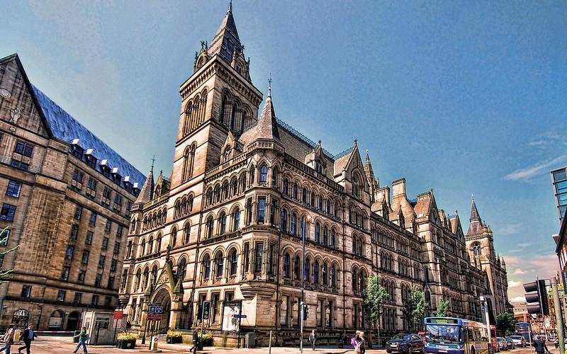 Фото: Манчестер - Достопримечательности Англии - ТОП-15