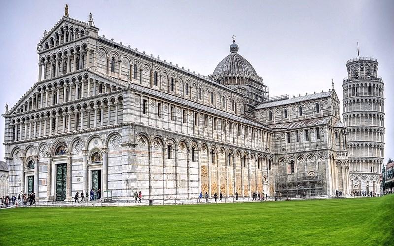 Фото: Пиза - Достопримечательности Италии: ТОП-16