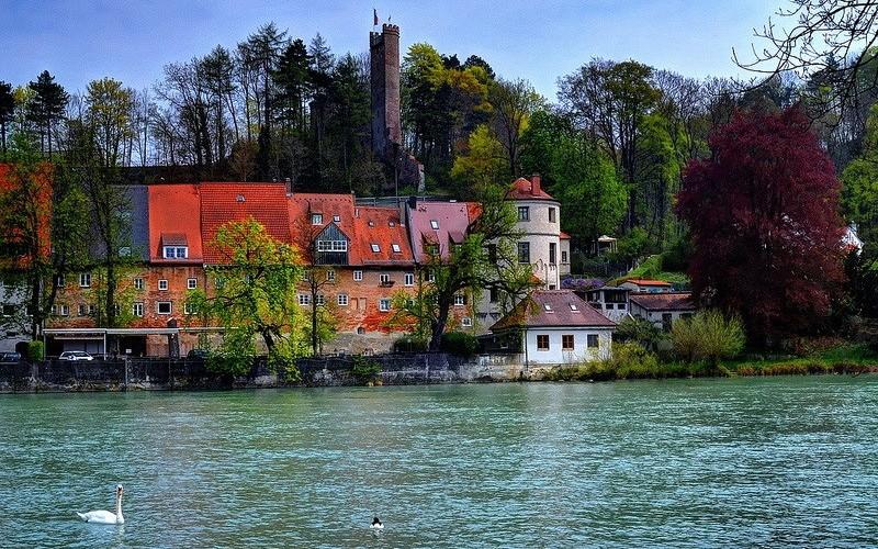 Фото: Романтическая дорога - Достопримечательности Германии: ТОП-15