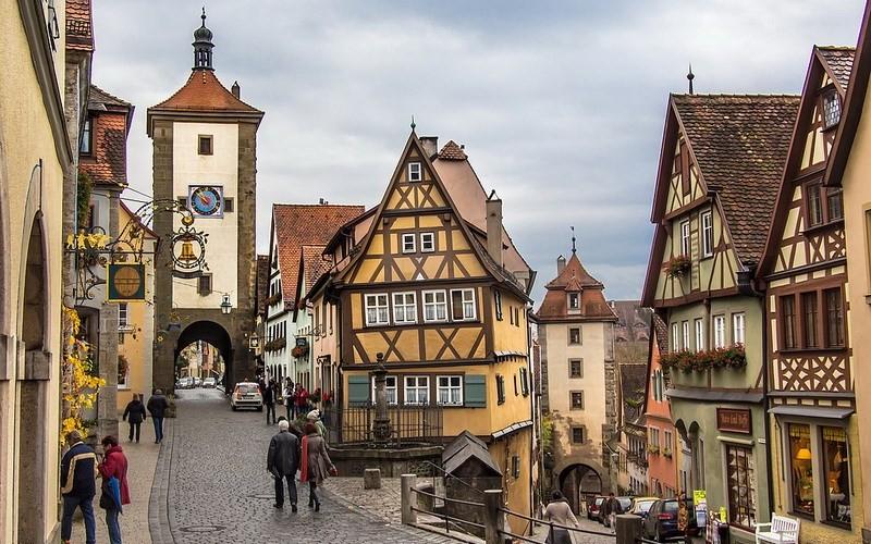 Фото: Ротенбург-на-Таубере - Достопримечательности Германии: ТОП-15