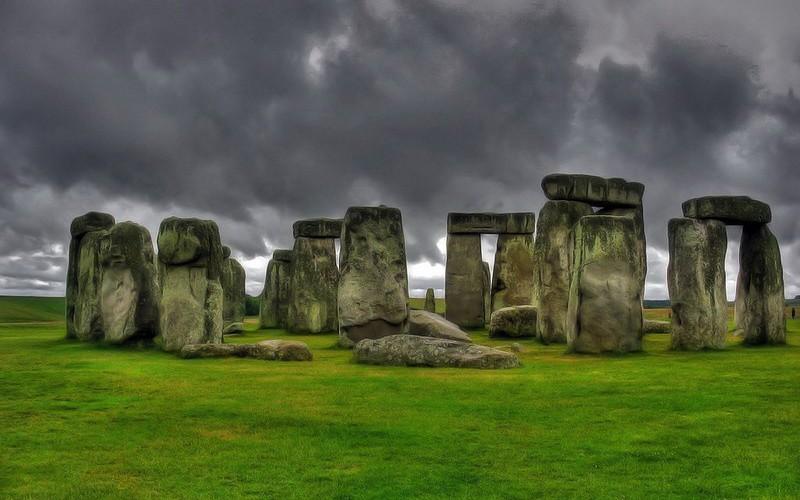 Фото: Стоунхендж - Достопримечательности Англии - ТОП-15