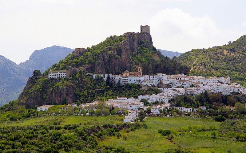 Фото: Белые города Андалусии