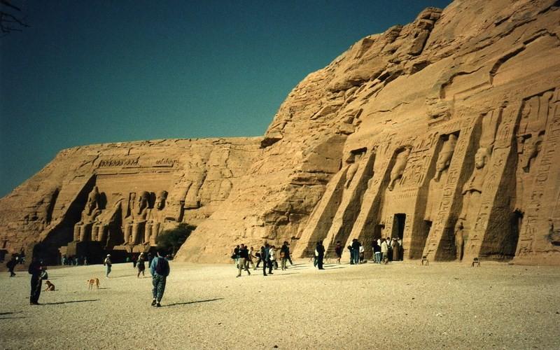 Фото: Абу-Симбел - Достопримечательности Египта: ТОП-15