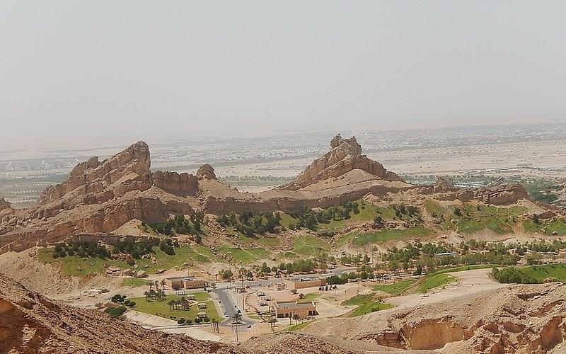 Фото: Аль-Айн - Достопримечательности ОАЭ: ТОП-10