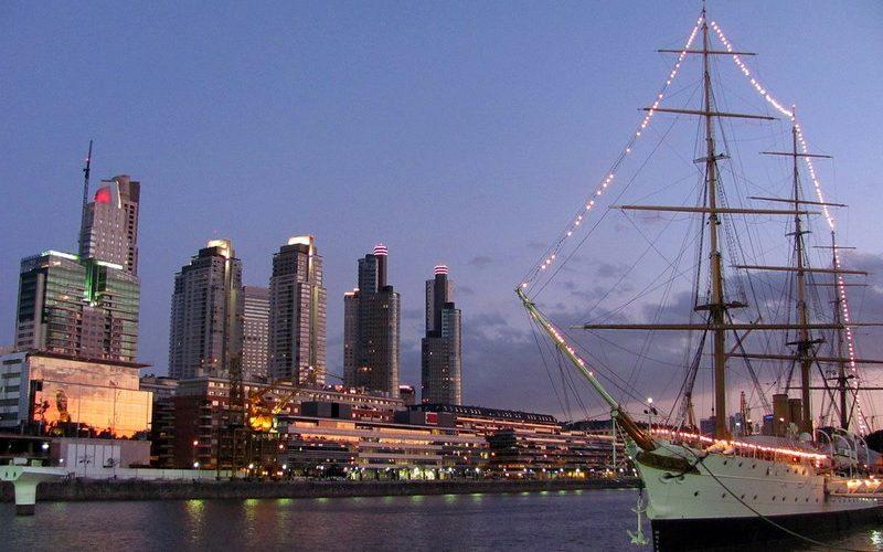 Фото: Буэнос-Айрес - Достопримечательности Аргентины: ТОП-11
