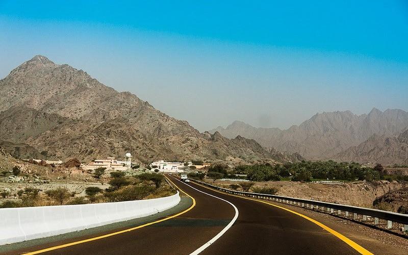 Фото: Хаджарские горы - Достопримечательности ОАЭ: ТОП-10
