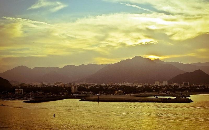 Фото: Хор-Факкан - Достопримечательности ОАЭ: ТОП-10