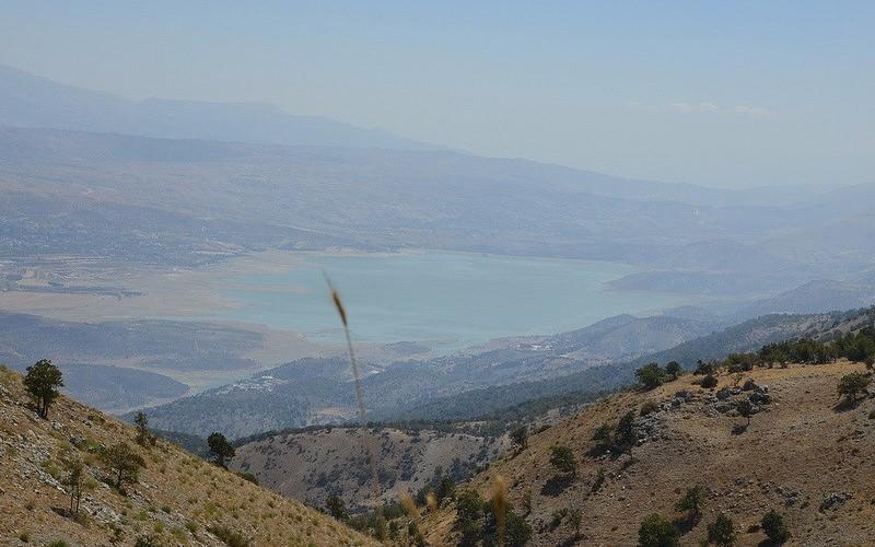 Фото: Озеро Карун