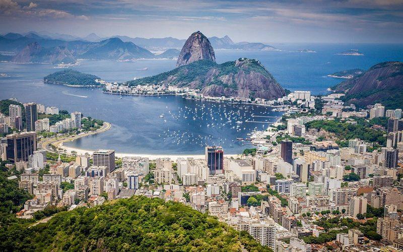 Фото: Рио-де-Жанейро - Достопримечательности Бразилии: ТОП-14