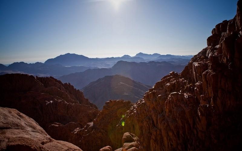 Фото: Гора Синай