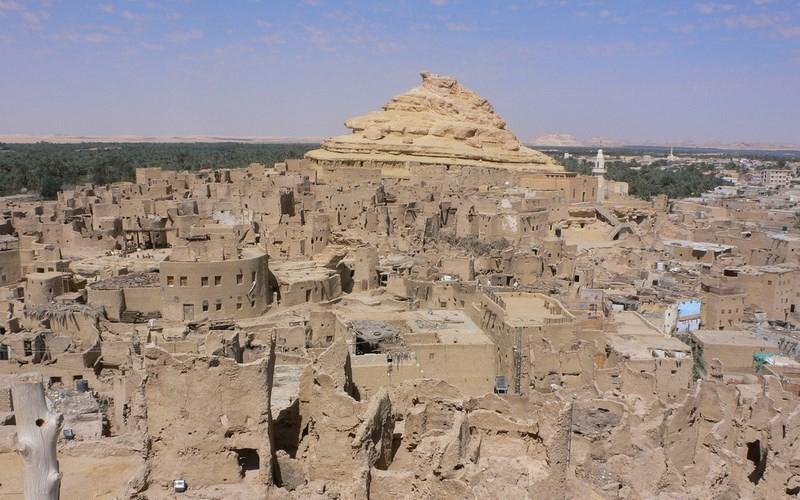 Фото: Оазис Сива - Достопримечательности Египта: ТОП-15