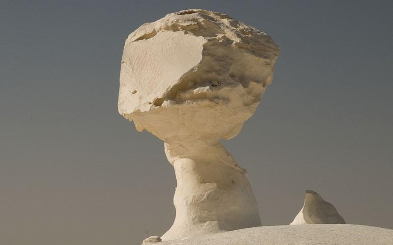 Фото: Белая пустыня