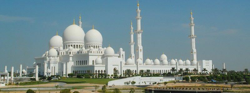 Фото: Абу-Даби, ОАЭ - путеводитель