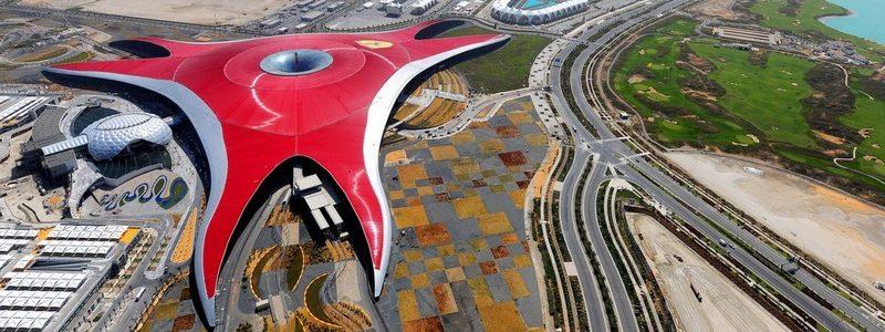 Фото: Феррари Парк, Абу-Даби - обзор, как добраться, лайфхаки