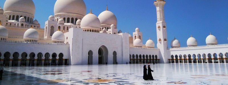 Фото: Мечеть Шейха Зайда, Абу-Даби - путеводитель, лайфхаки