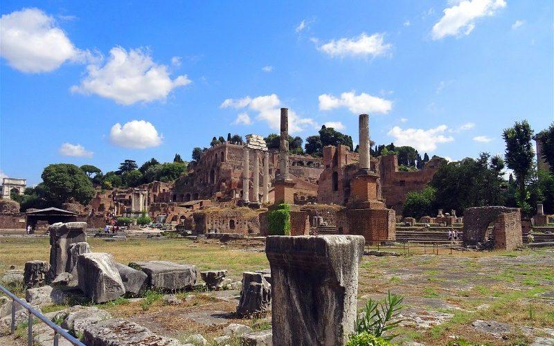 Фото: Палатин - Достопримечательности Рима: ТОП-15
