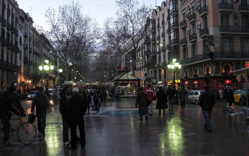 Фото: Улица Рамбла