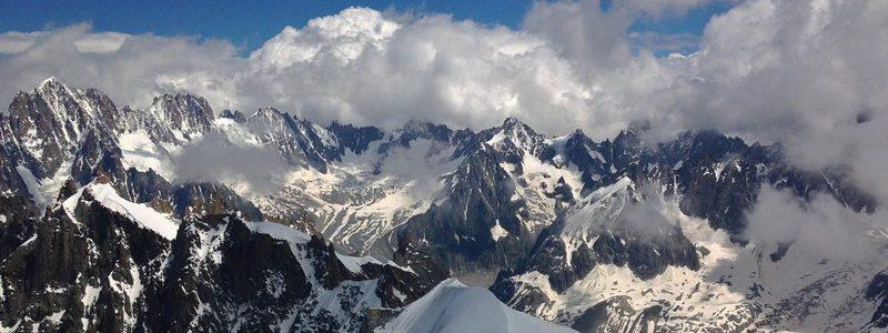 Фото: Гора Монблан, Франция