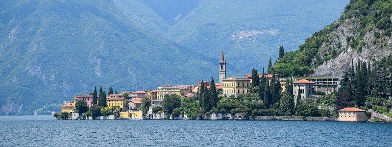 Фото: Озеро Комо, Италия - путеводитель