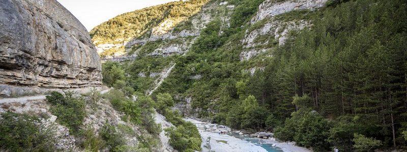 Фото: Вердонское ущелье - обзор, как добраться, лайфхаки