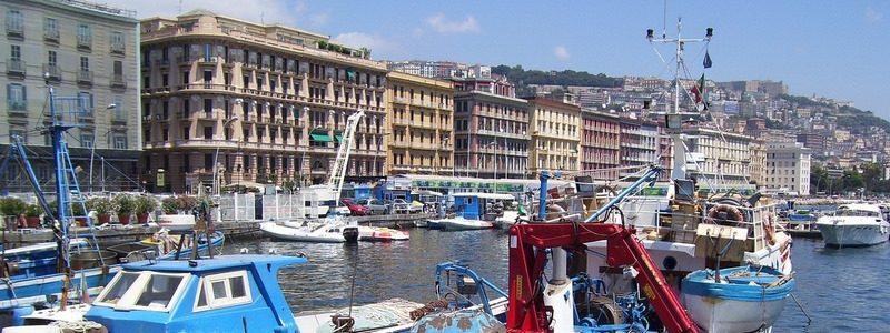 Фото: Неаполь, Италия - путеводитель