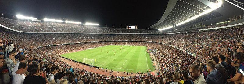 Фото: Стадион Камп-Ноу, Барселона - обзор, как добраться, лайфхаки