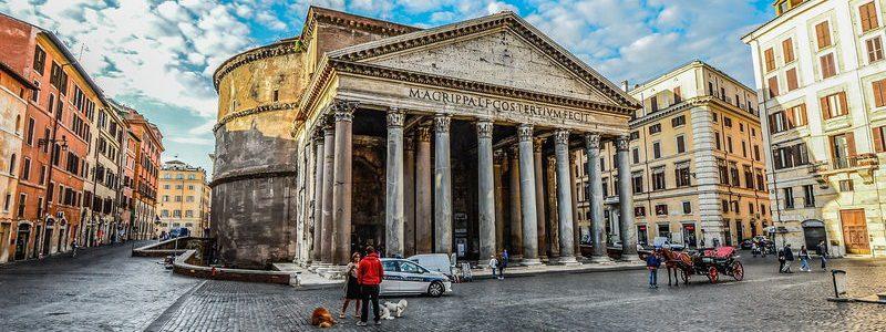 Фото: Пантеон, Рим - обзор, как добраться, лайфхаки