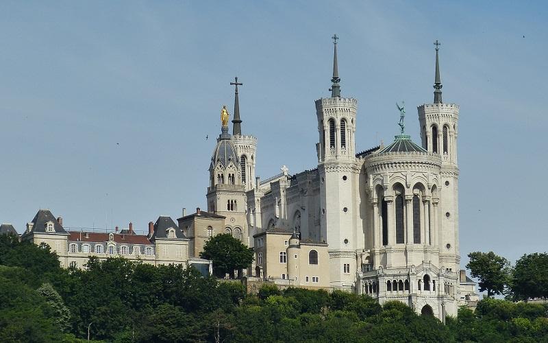 Базилика Нотр-Дам-де-Фурвьер - Достопримечательности Лиона