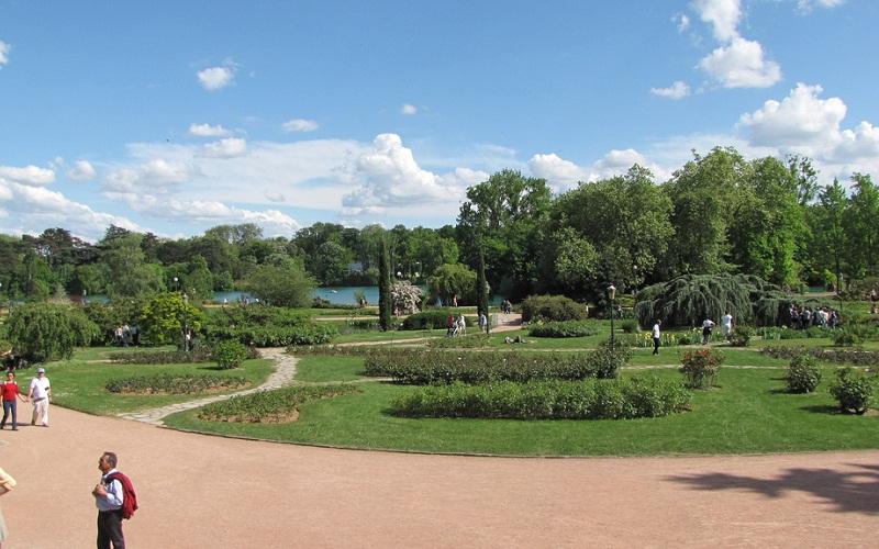 Фото: Парк Тет д'Ор - Достопримечательности Лиона