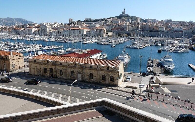 Фото: Старый порт - Достопримечательности Марселя: ТОП-13