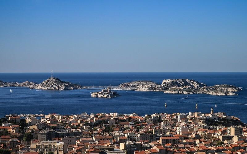 Фото: Фриульские острова - Достопримечательности Марселя: ТОП-13