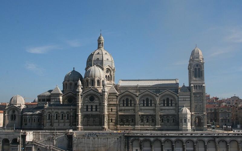 Фото: Кафедральный собор Марселя - Достопримечательности Марселя: ТОП-13