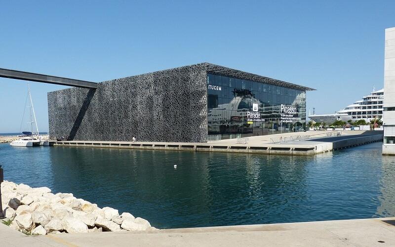 Фото: Музей цивилизаций Европы и средиземноморья - Достопримечательности Марселя: ТОП-13