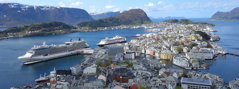 Фото: Олесунн, Норвегия - путеводитель, лайфхаки