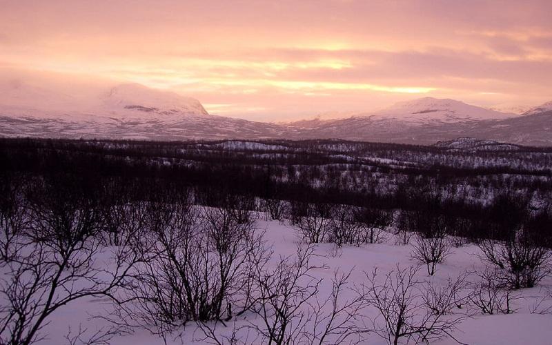 Фото: Национальный парк Абиску - Достопримечательности Швеции: ТОП-12