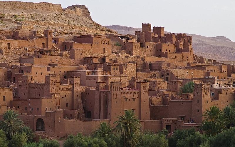 Фото: Айт-Бен-Хадду - Достопримечательности Марокко: ТОП-11
